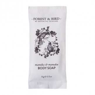 HUIASW Forest & Bird Wrapped Soap 15g