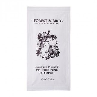 HUIACSS Forest and Bird Conditioner/Shampoo Sachets