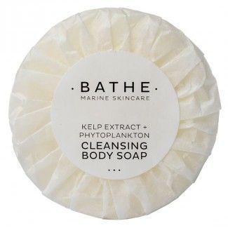 BATHSP2 Bathe Pleatwrapped Soap 20g
