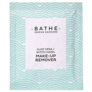 BATHMR Bathe Make-up Remover Towelettes