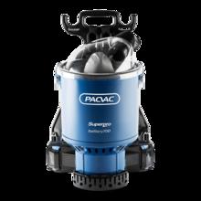 ProVac Superpro Back Pack Vacuum - Advanced Battery