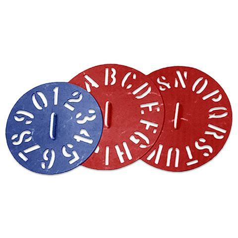 Clockface Stencils