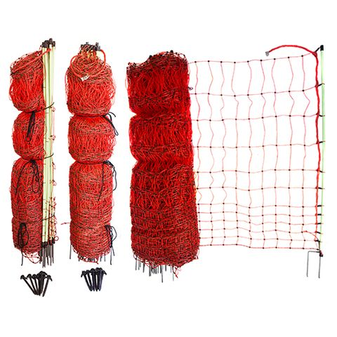 Electrified Poultry Netting