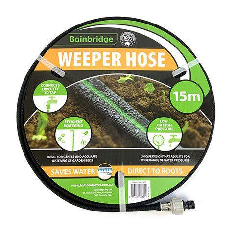 Weeper Hose
