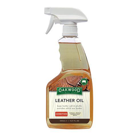 Oakwood Leather Oil