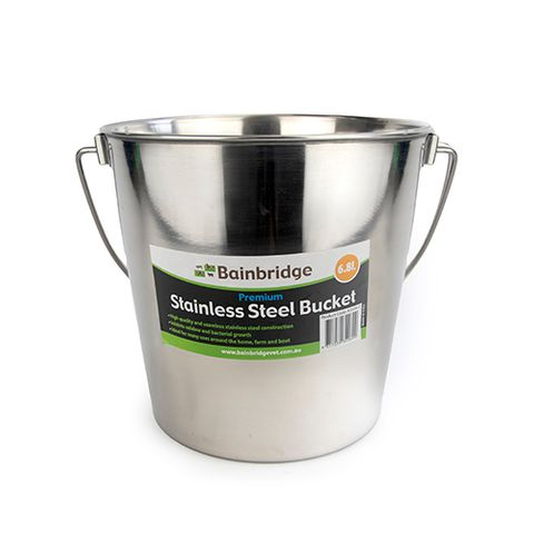 Stainless Buckets