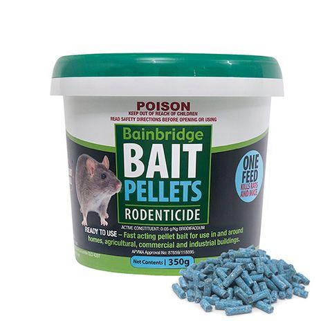 Rodent Bait Pellets
