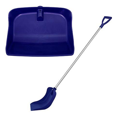 Plastic Stable Shovel