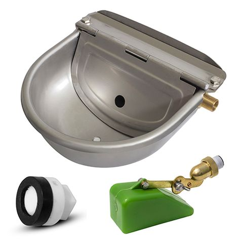 Supreme Stainless Automatic Drinking Bowl