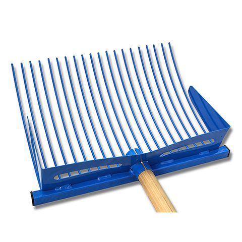 Metal Shovel Rake