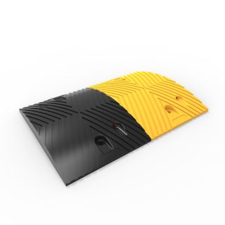 Round Rubber Hump Medium Duty