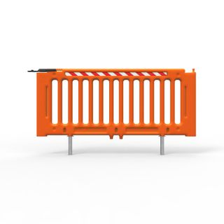 Dock-Safe-Q Portable Dock Barrier