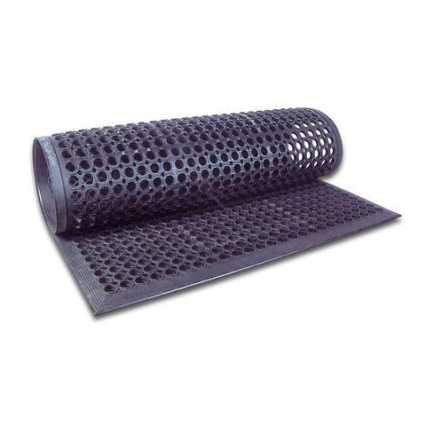 Floor Mat - Anti-Fatigue 910 x 1520 x 13mm - Black