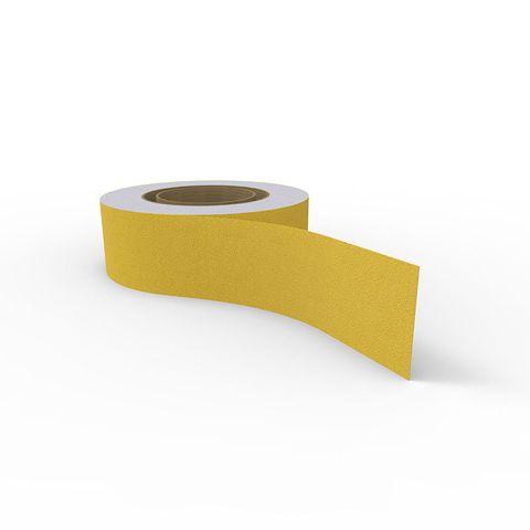 Anti-Slip Tape - 50mm x 20m - Yellow