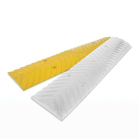 Rubber Rumble Strip 500mm - Yellow