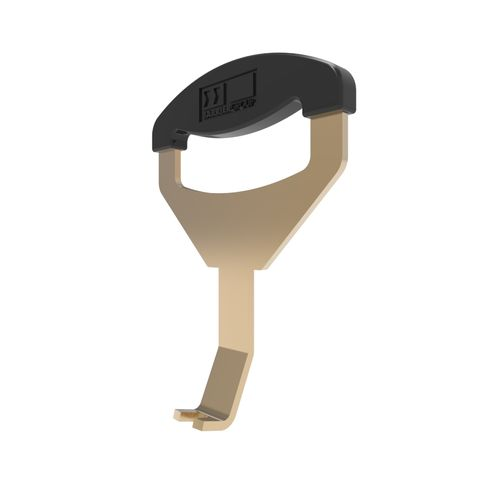 """T"" Handle Key for Retractable/Tee-lok Bollard"