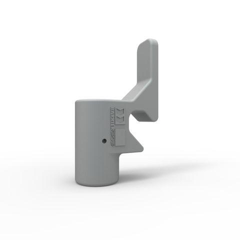 Load-Safe-Q Bracket - Aluminium