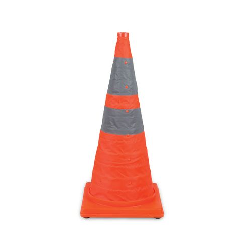 Traffic Cone - 720mm Collapsible