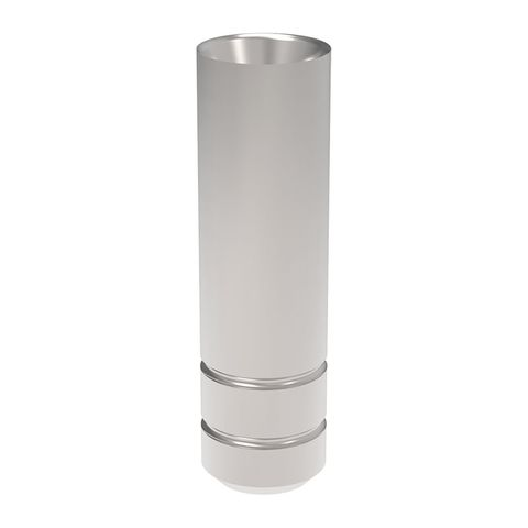 In-Floor Socket for Removable Neata Posts - Stainless Steel
