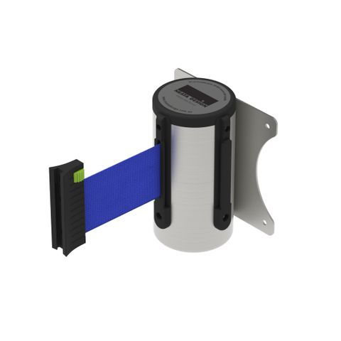 Wall Mount Barrier 3m - 304 Stainless Steel - Blue