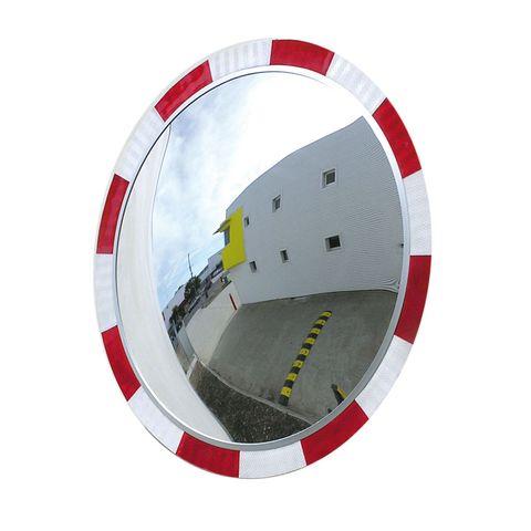 Convex Mirror 800mm Hi-Viz