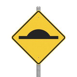 Awareness Sign Kit - Speed Humps