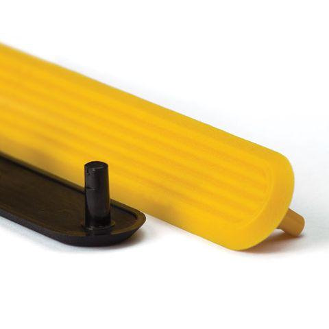 Directional Tactile Bar Pack of 20 - Yellow TPU
