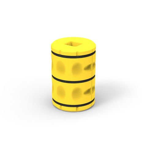 Column Cushion Kit 610mm Outer x 200mm Inner x 900mm High