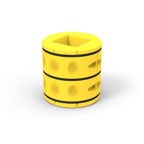 Column Cushion Kit 870mm Outer x 450mm Inner x 900mm High