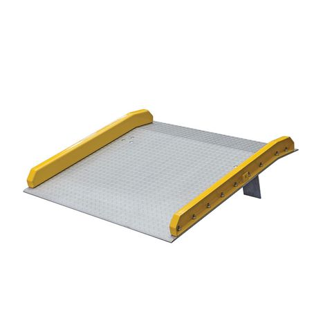 Dock Board 1525 x 1525mm - Aluminium