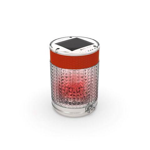 Pilot Solar Powered Light - Red