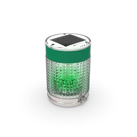 Pilot Solar Powered Light - Green