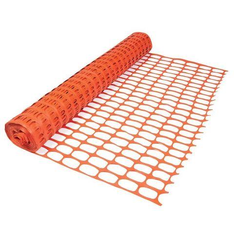 Barrier Mesh 1m x 50m - Orange