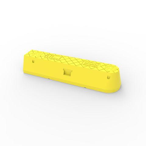 Menni End Module - Yellow LLDPE