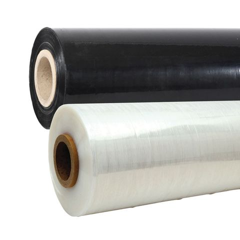 Cast Machine Wrap per roll - Clear