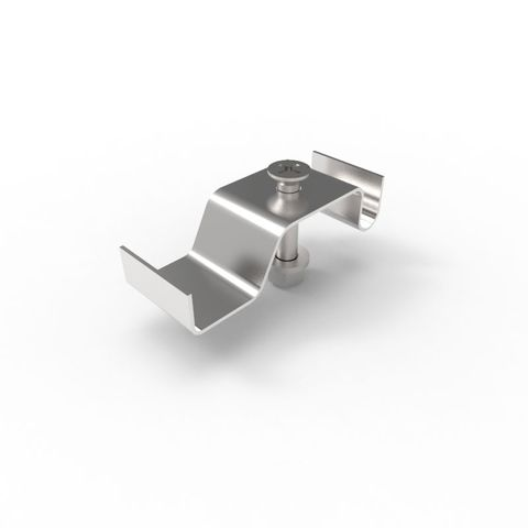 Saddle Assembly - Stainless Steel