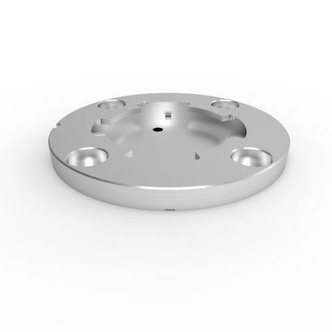 Cam-lok/Tee-lok Receiver Shoe - 316 Stainless Steel
