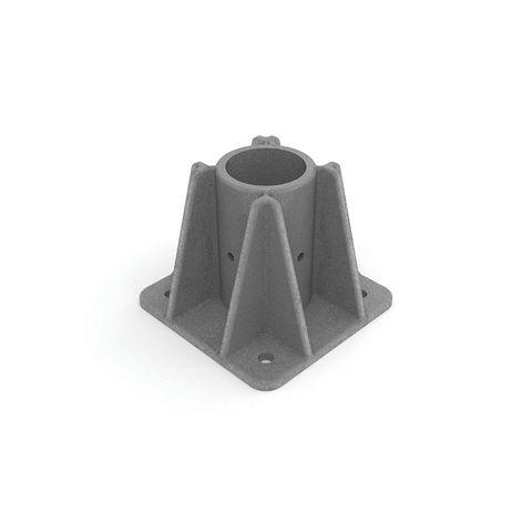 Safety Rail Cast Shoe - Single