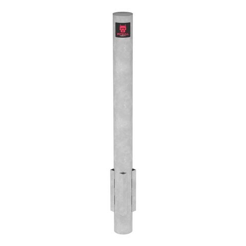 Pit Bull Bollard 168mm Below Ground - Galvanised