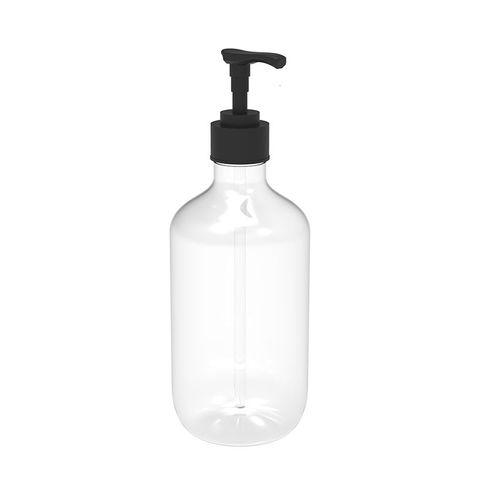 Pilot Clear Pump Bottle 500ml - Pack of 10