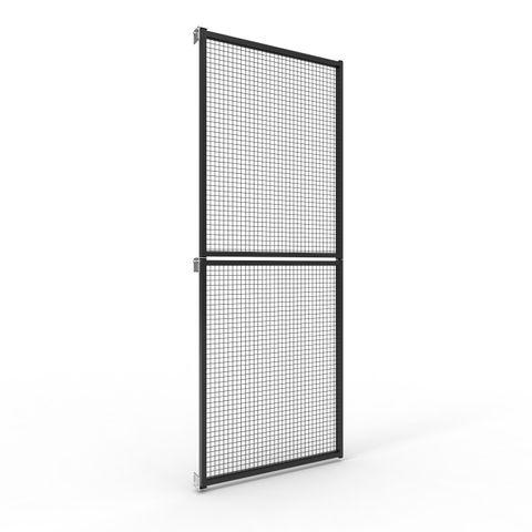 De-Fence Double Height Single Swing Gate - 925mm Opening