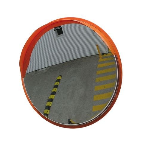 Convex Mirror 600mm Stainless Steel