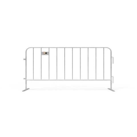 Standard Event Fence 2200mm Long - Galvanised