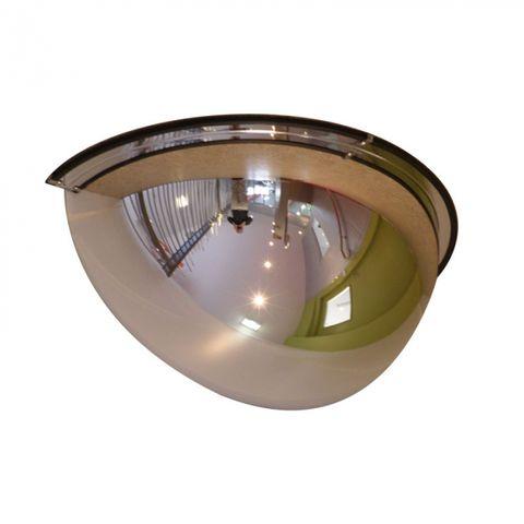 Convex Mirror Half Dome 600mm Indoor