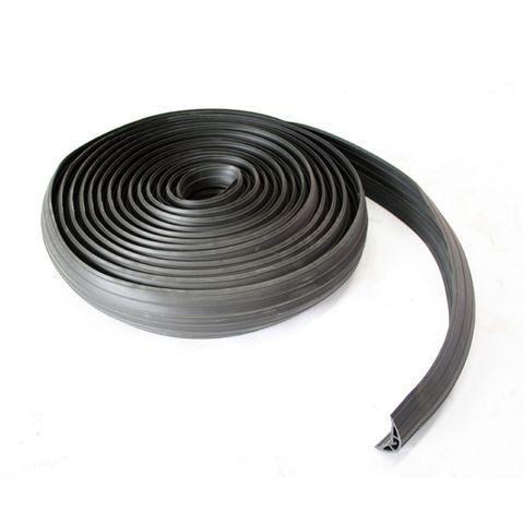 Cable Cover 76 x 25mm x 9m - Black