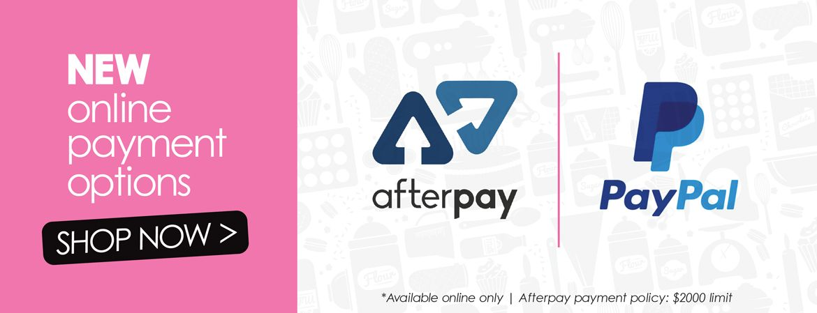 AfterPay & PayPal