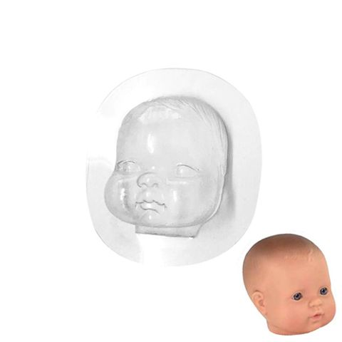 LIL' BOSS MAN FACE | CHOCOLATE MOULD