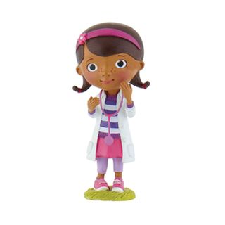 DISNEY DOC McSTUFFINS - DOTTIE TOPPER
