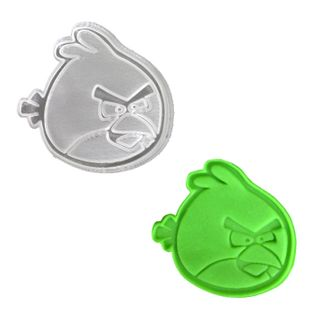 ANGRY BIRDS 5 PLUNGER CUTTER