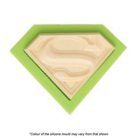 SUPERMAN SILICONE MOULD